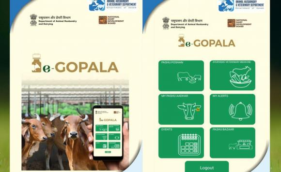 """e-Gopala"" app for livestock owners"